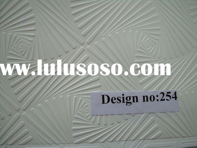 PVC laminated gypsum board ceiling