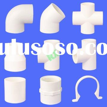 PVC sanitary fittings