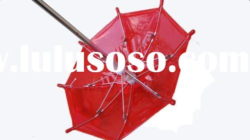 PVC toy umbrella,umbrella decoration,transparent umbrella