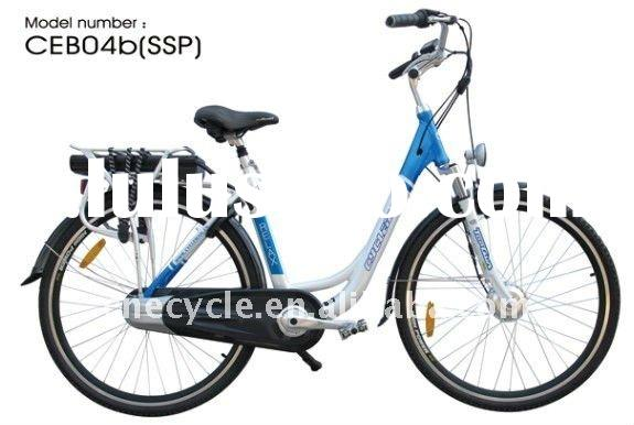 Panasonic battery powered electric bike with 28inch wheel for European market