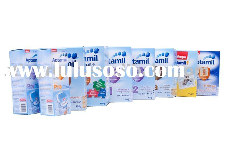 Paper Packaging Box for Baby Food / Milk Powder
