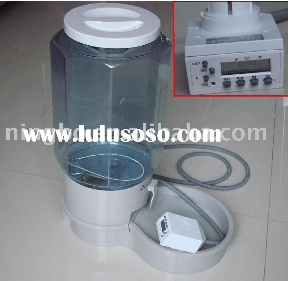 Pet auto / dog automatic food feeder / pet feeder