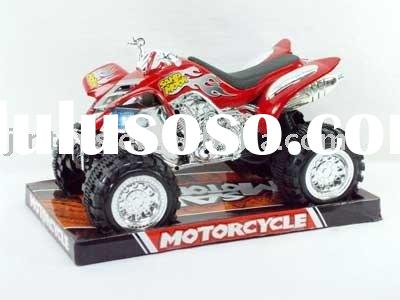 Plastic Toy Car, toy 4 wheel Friction Motorcycle with Many Design for Choice
