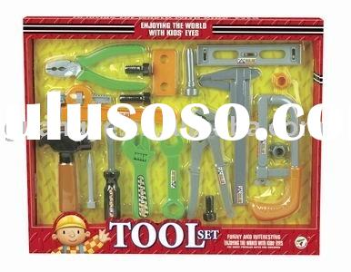 Plastic toy, Baby Product, Toy tool set