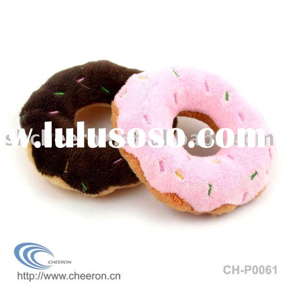 Plush Donuts,Stuffed Dessert,Foods Toy Foods