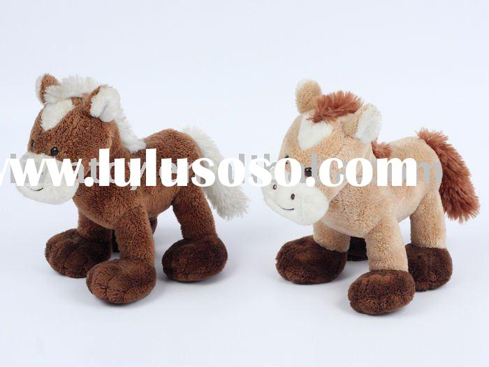 Plush stuffed toys-animal toy-plush horse