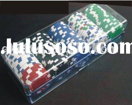 Poker Chip Set 100 pcs