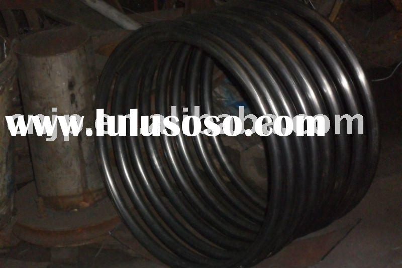 Polished Heat Exchanger Stainless Steel Coil Tube