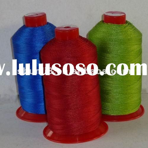 Polyester Bonded Sewing Thread, Shoe Sewing Thread