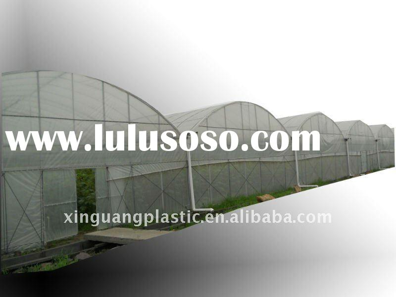 Polyethylene Commercial Greenhouse