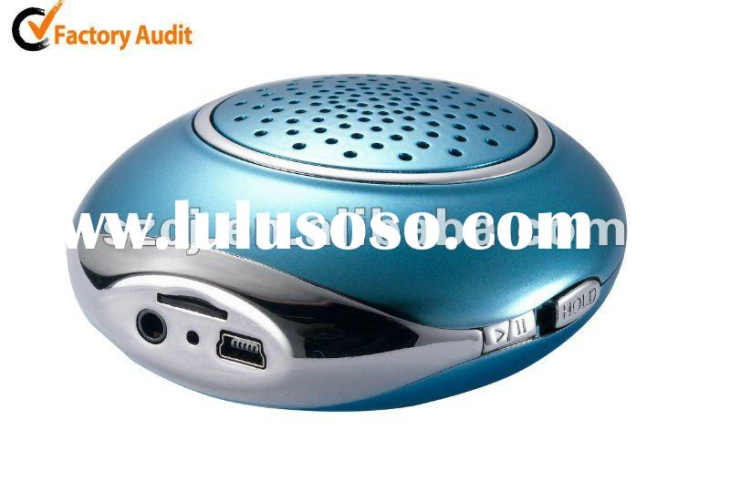 Portable speaker compatiable with computer mobile mp3 play and read tf card