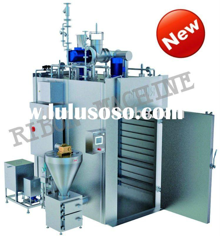 Poultry meat processing equipment(smoker)