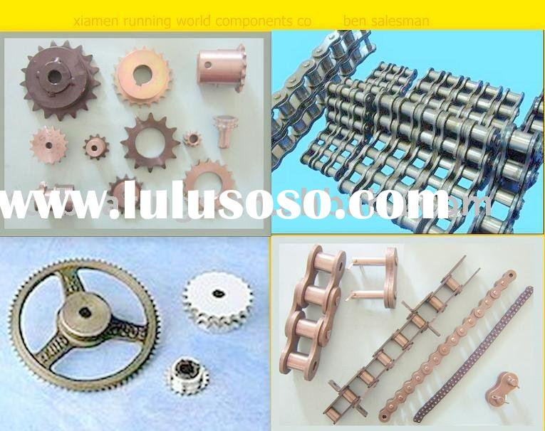 Provide Sprocket And Roller Chains with International Market