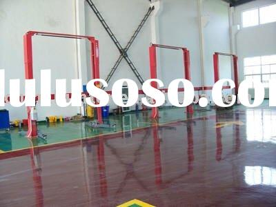 Provide overall equipment & design for auto repair workshop of 2000m2
