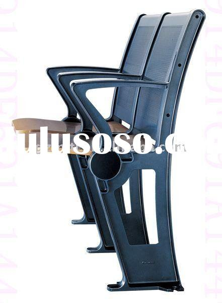 Public furniture of auditorium chair salon waiting chairs