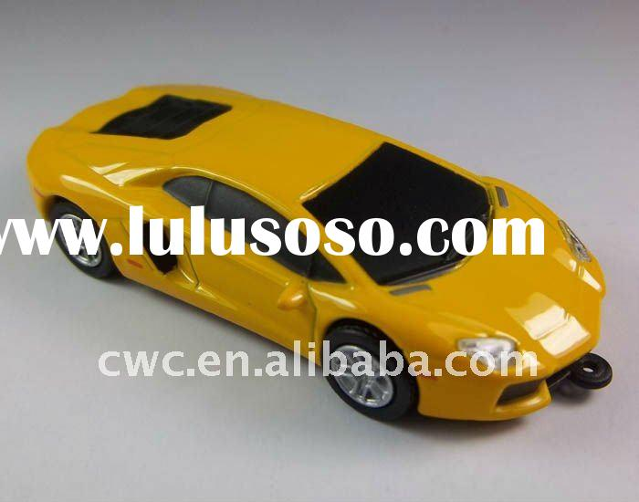 Racing car lamborghini usb flash drive gift