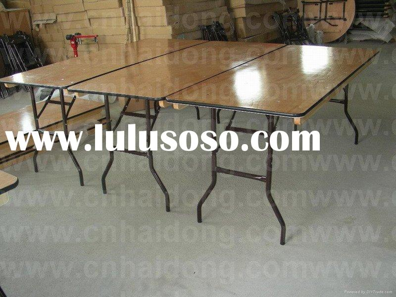 Rectangle Banquet Folding Tables