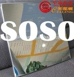 Reflective aluminum ceiling boards/aluminum mirror ceiling panels