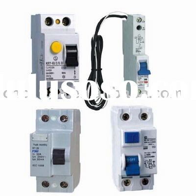 Residual Current Circuit Breaker (RCCB) Residual Current Devices (RCD)