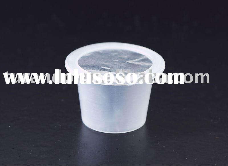 Reusable coffee capsule refillable capsule fit for Nespresso capsule coffee machine