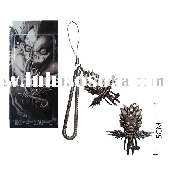 Ryuuku mobilephone charm of death note anime accessories