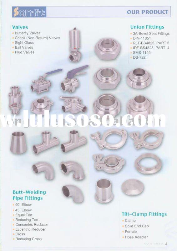 SS Sanitary Valve/Fitting