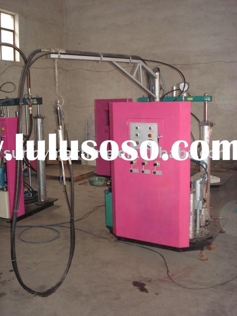 ST02 Silicone Extruder- two component sealant extruder machine