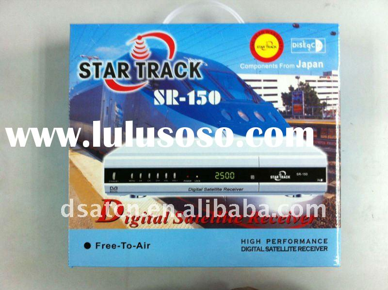STAR TRACK SR-150 digital satellite receiver FTA digital satellite receiver