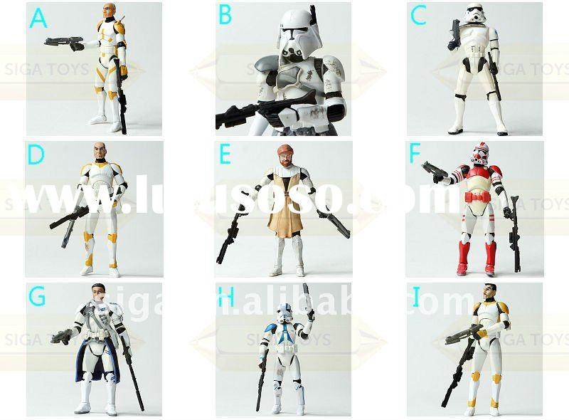STAR WARS THE CLONE WARS action figure hasbro random variety