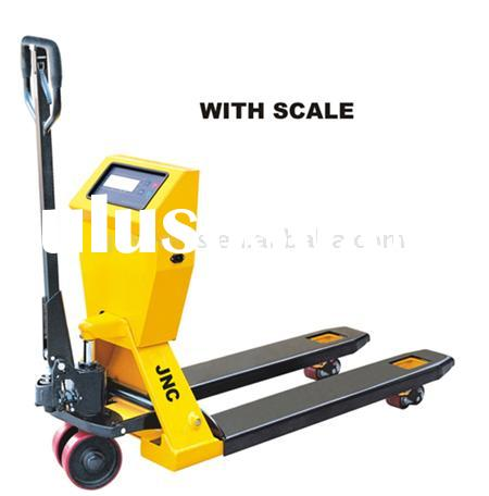 Scale-Hand Pallet Truck with GS and CE Approved