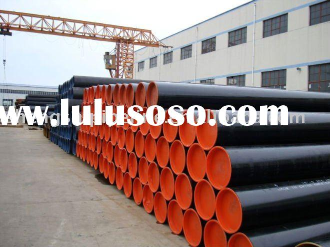 Schedule 40 Seamless Steel Pipe