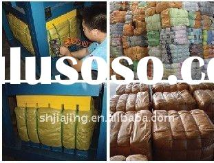 Second Hand Cloth Baling Machine/ Second Hand Clothing Baler