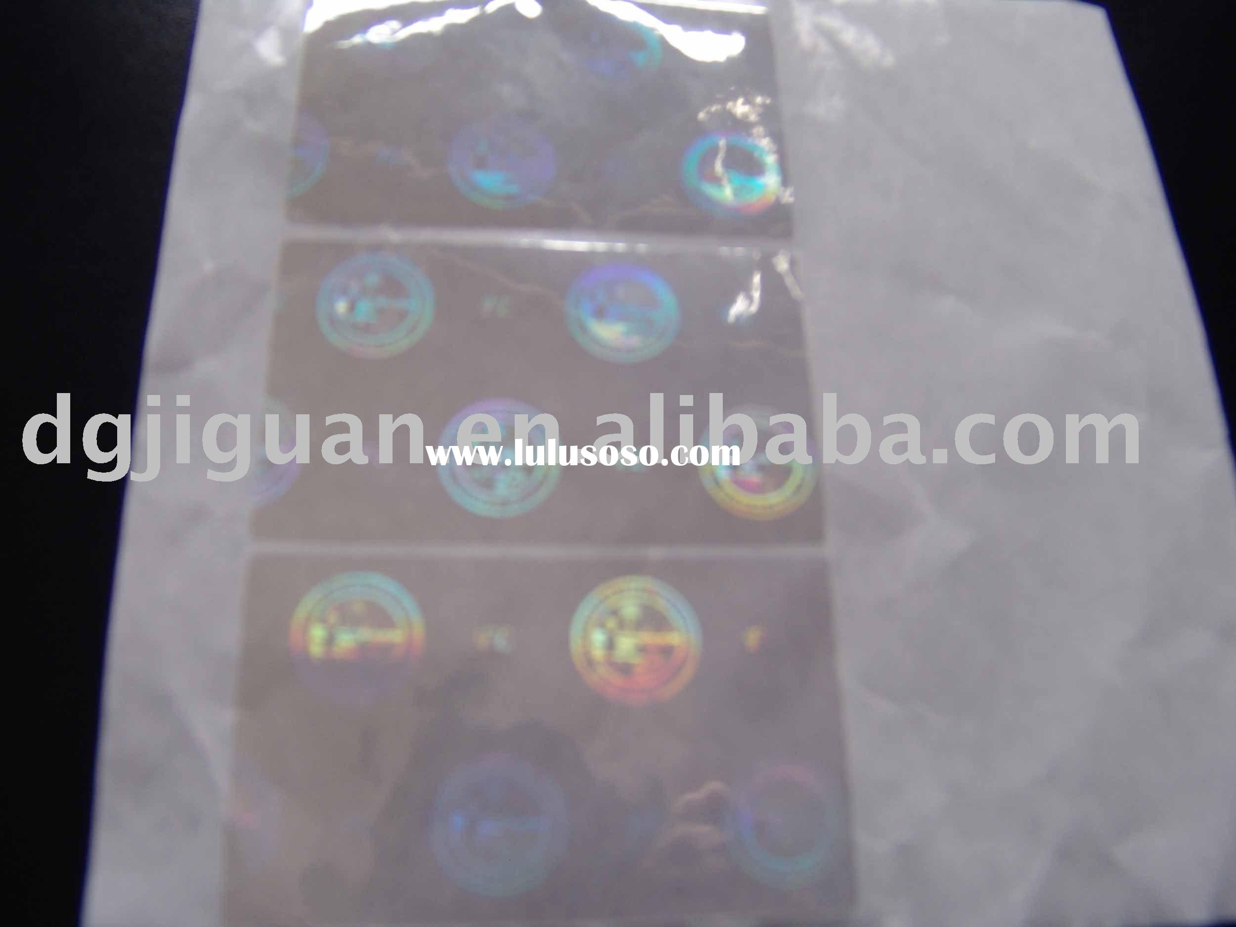 Florida ID Hologram http://www.lulusoso.com/products/Security-Hologram.html