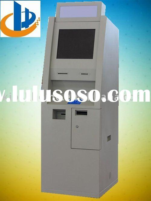 Self service coin counting machine