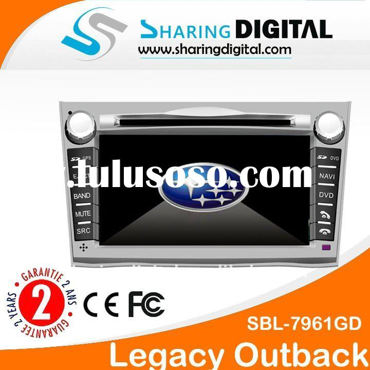 Sharing Digital Car DVD Player with Touch Screen SUBARU Legacy Outback 2010