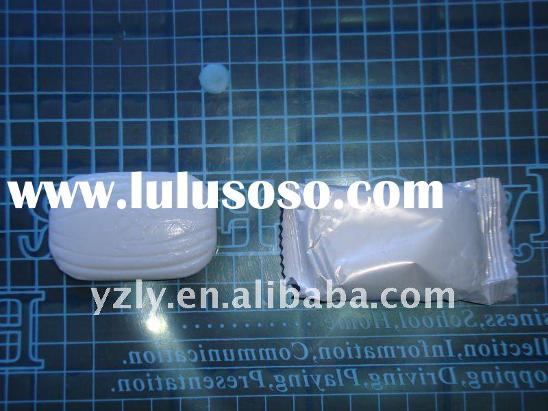 Small size disposable nature palm oil bath soap