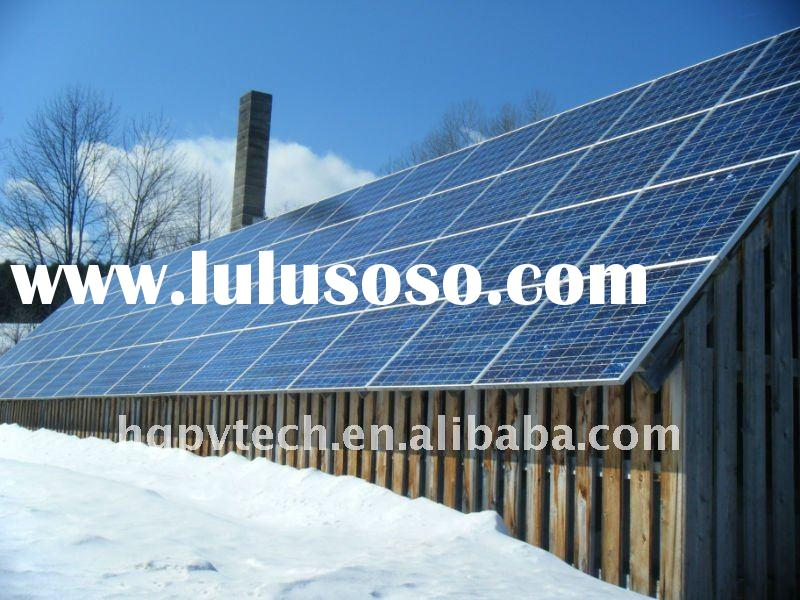 Solar Home System, Home Solar Power System