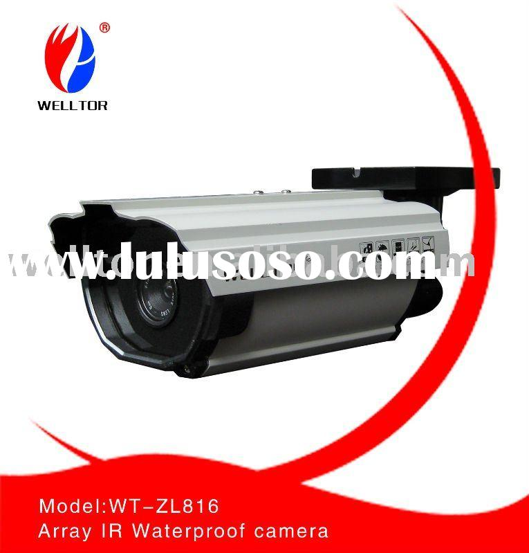 Sony CCD High Quality IP65 Array ir thermal camera (WT-ZL816F) at low price