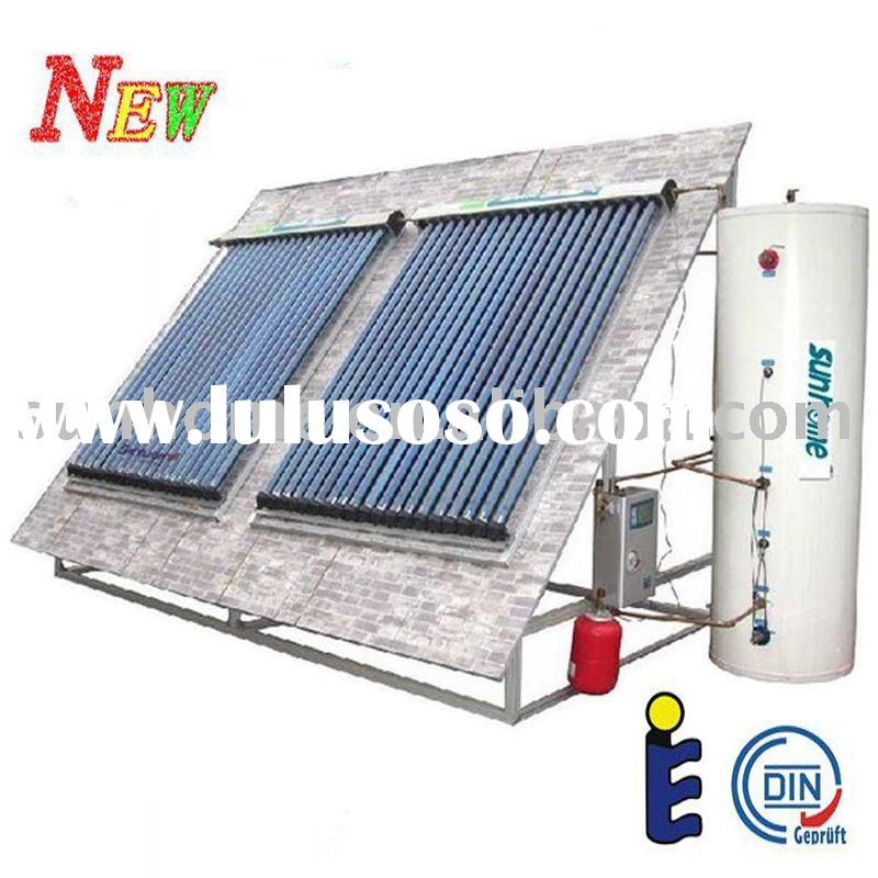 Split Pressurized Solar Hot Water Heating Systems(CE,ISO9001,CCC)