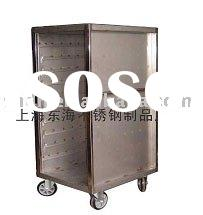 Stainless Steel Food Transport Cart