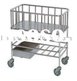 Stainless Steel Hospital Crib