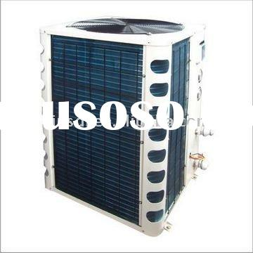Stainless Steel Swimming Pool Heat Pump Air to Water