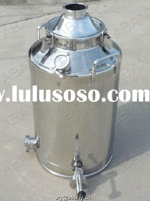 Stainless steel Moonshine Stills with sanitary fittings,SS304/SS316L