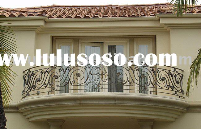 iron balcony railing, iron balcony railing Manufacturers in ...