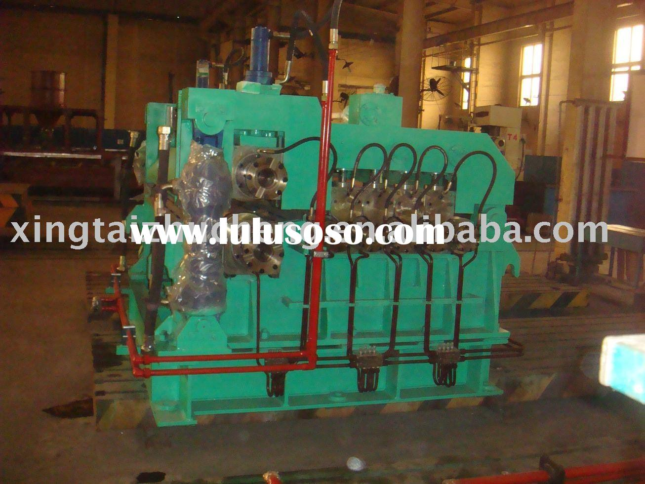 Straightening machines of Cold rolling mill line