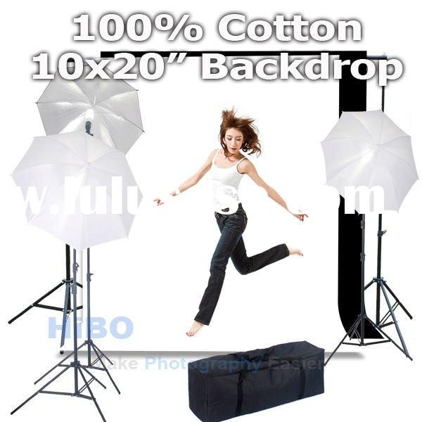 professional photo studio light kit 4 heads lighting set with free ...