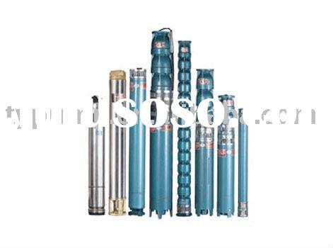 Submersible Multistage Pump for Deep Well(impeller pump)