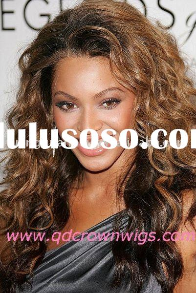 Super wave Full lace wig for black women