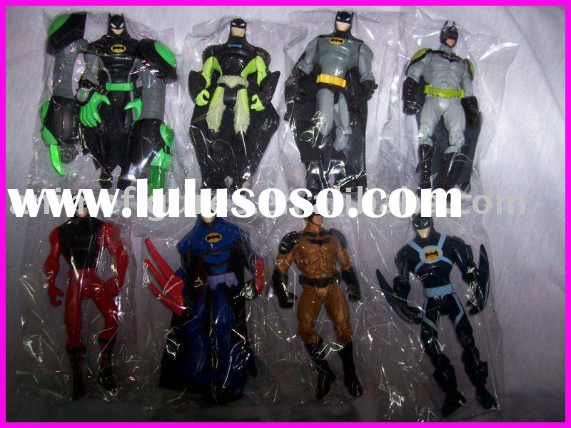 Superman PVC figures