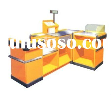 Checkout Counters For Supermarket Supermarket Checkout Cashier